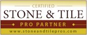 Certified Stone and Tile PRO Partner